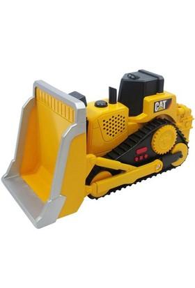 Cat İş Makinası Big Builder Sesli Ve Işıklı Fonk.