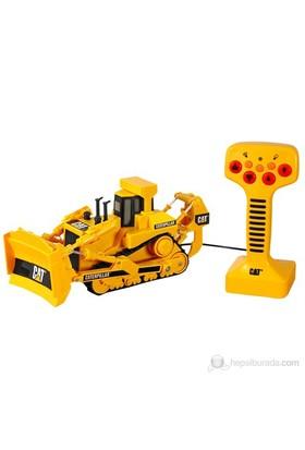 Cat Kablo Kumandalı Bulldozer İş Makinası
