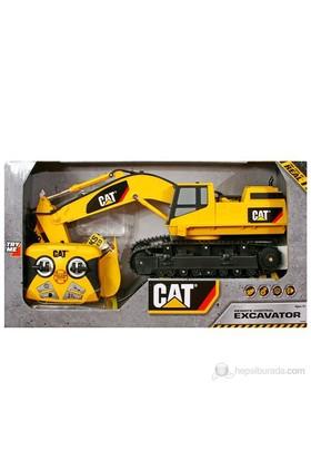 Cat Kablo Kumandalı Sesli - Işıklı Büyük Boy Araç