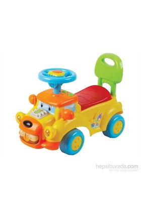 Babyhope Bh-554 Çovçov Araba Sarı