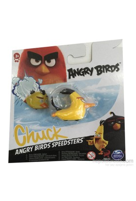 Toyshome Angry Birds Araçlar Chuck