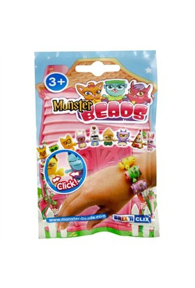 Monster Beads 2'Li Süpriz Poşet