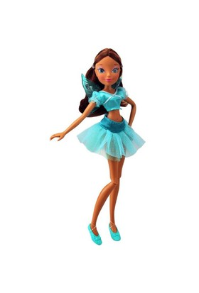 Winx Club Fairy Dance Layla