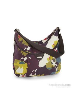 Mamas Papas Ellıs Shoulder Bag Water Colour Floral