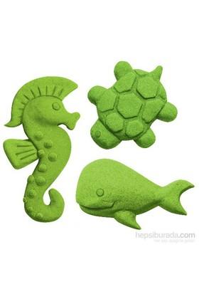 Kinetic Sand Sihirli Oyun Kumu / Neon Yeşil