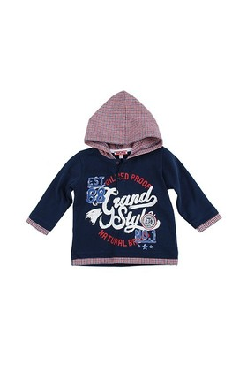 Zeyland Erkek Çocuk Lacivert S-Shirt K-52Z1mdk63