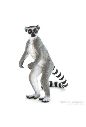 Animal Planet Kıvrık Kıyruk Lemur Model Figür