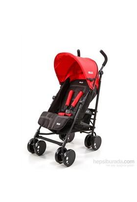 Wollex California City Life Baston Bebek Arabası / Siyah
