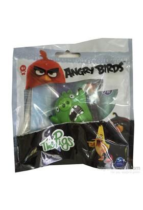 Toyshome Angry Birds Figürler Screaming Pig