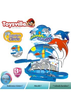 Toysville Dolphin's Circle