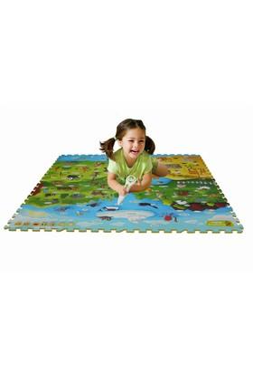 Creative Baby Akıllı ve Konuşan Kalemli Oyun Matı