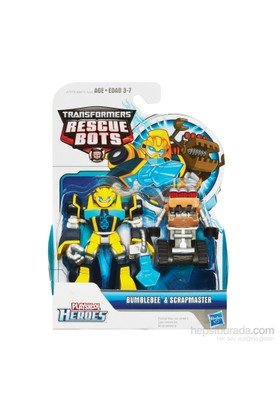 Transformers Rescue Bots Mini-Bot