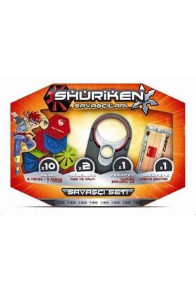Shuriken Savaşçı Seti