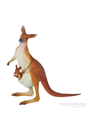 4D Master 3D Mini Puzzle Kanguru