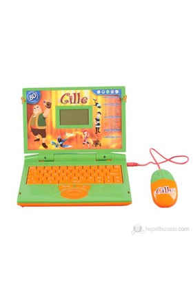Cille 80 Fonksiyon Türkçe İngilizce Laptop / Talu