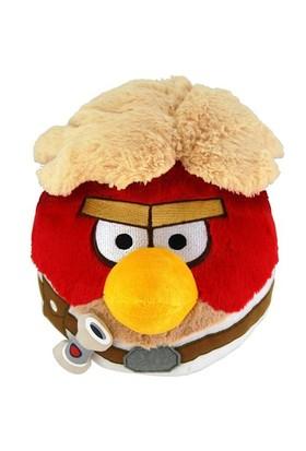 Angry Birds Star Wars Peluş Oyuncak Kırmızı 12 Cm