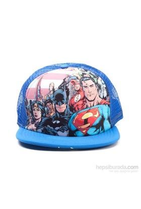 Justice League Snap Back Kep Şapka