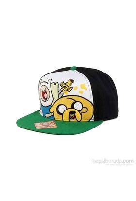 Adventure Time Snap Back Kep Şapka
