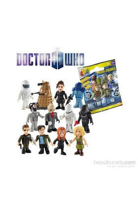 Doctor Who: Character Building Wave 3 Blindbox