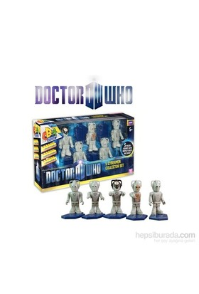 Doctor Who: Character Building Cyberman 5 Pack
