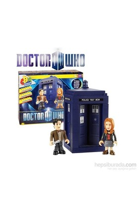 Doctor Who: Character Building The Tardis Mini Set