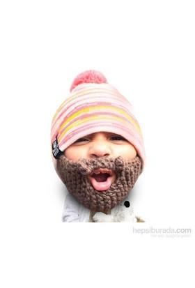 Beard Head Allie Bebek Çocuk Sakal Bere