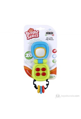 Bright Starts My Little Flip Phone İlk Telefonum