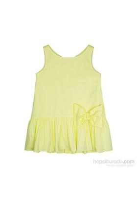 O Piti Piti Sarı Hayal Bebek Elbise 9 Ay