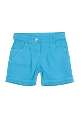 Zeyland Kız Çocuk Mavi Sort K-41Z202sef03