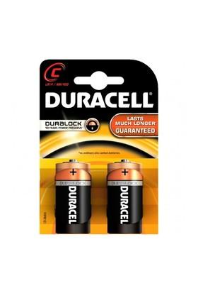 Duracell Alkalin Orta Pil C 2'Li