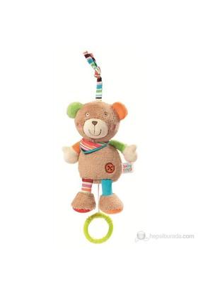 Baby Fehn Müzikli Mini Teddy