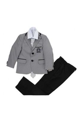 Modakids Erkek Çocuk Kravatlı Takım Elbise 037 - 208302 - 011