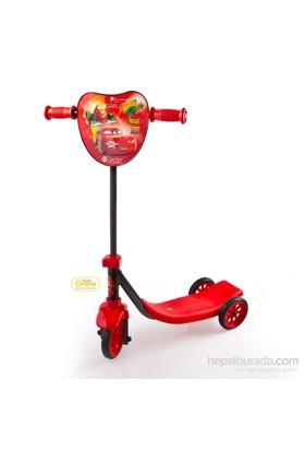 Disney Pixar Cars Üç Tekerlekli Scooter