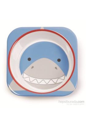 Skip Hop Çukur Yemek Kasesi Köpek Balığı