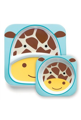 Skip Hop Tabak Ve Kase Zürafa