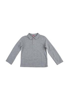 Zeyland Erkek Çocuk Gri Polo T-Shirt K-52Kl3163