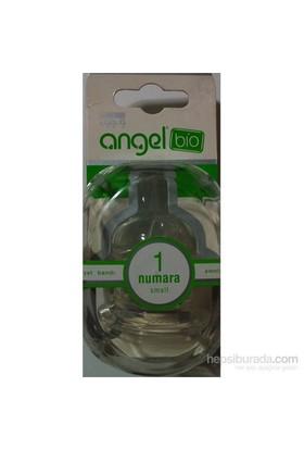 Angel Biberon Emziği 2'Li No:1 (Small)