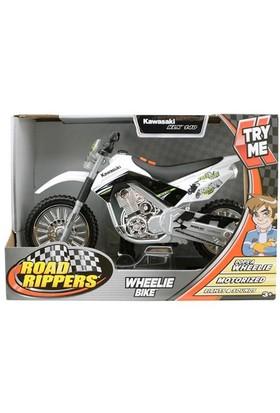 Road Rippers Kawasaki Klx 140 Hareketli Sesli Ve Işıklı Oyuncak Motorsiklet