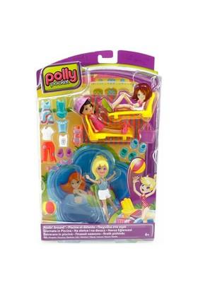 Polly Ve Arkadaşları Eğlencede Havuz Partisi