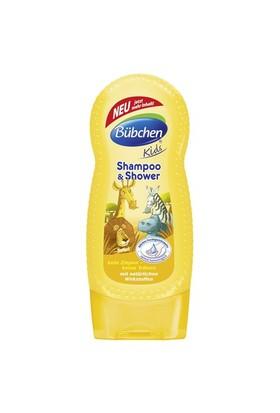 Bübchen Çocuk Şampuan & Duş Jeli - Safari 230 ml