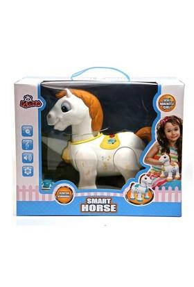 Om Sesli Işıklı Akıllı At