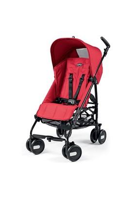 Peg Perego Pliko Mini Baston Bebek Arabası Kırmızı