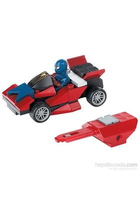 Mega Bloks The Amazing Spiderman Stealth Racer Oyun Seti