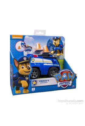 Paw Patrol Görev Aracı Ve Kahraman Chase