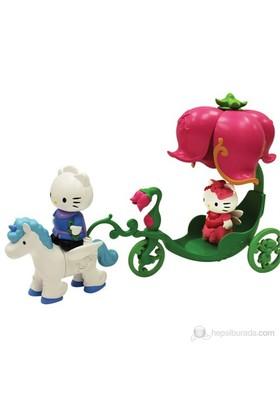 Hello Kitty At Arabası Oyun Seti