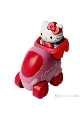 Hello Kitty Sallanan Araba Oyun Seti