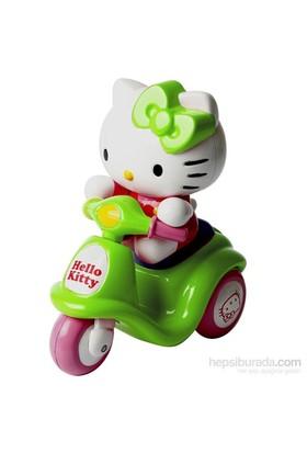 Hello Kitty Mini Scooter Yeşil