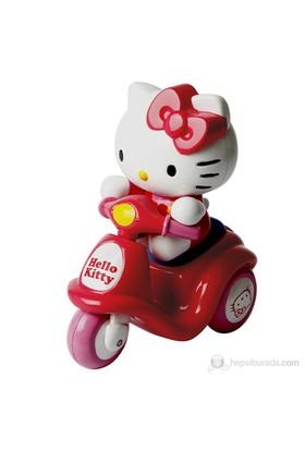 Hello Kitty Mini Scooter Kırmızı