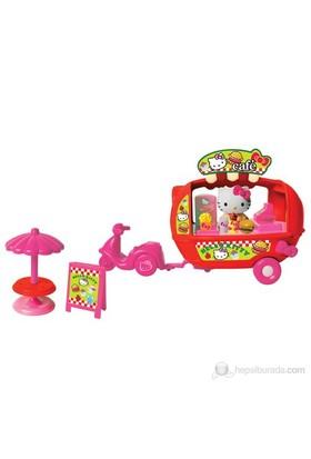 Hello Kitty Kahve Arabası Oyun Seti