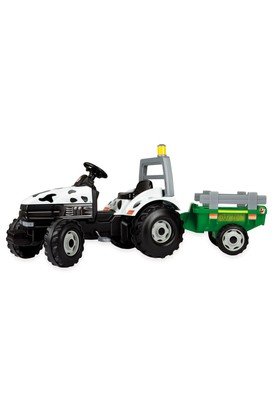 Smoby Römorklu Benekli Traktör